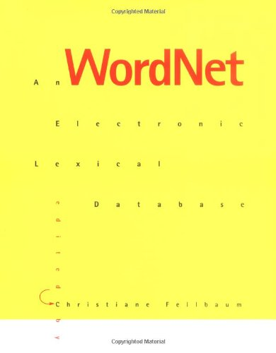 9780262061971: Wordnet: An Electronic Lexical Database (Language, Speech and Communication)