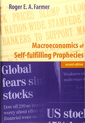 9780262062039: Macroeconomics of Self-fulfilling Prophecies - 2nd Edition