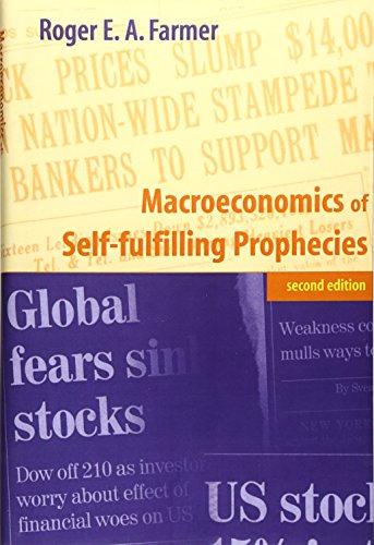9780262062039: Macroeconomics of Self-fulfilling Prophecies - 2nd Edition
