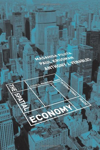 9780262062046: The Spatial Economy: Cities, Regions, and International Trade