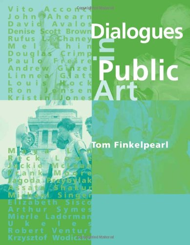 9780262062091: Dialogues in Public Art