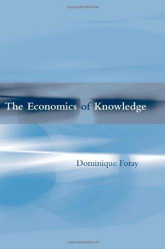 9780262062398: The Economics of Knowledge