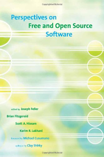 9780262062466: Perspectives on Free and Open Source Software