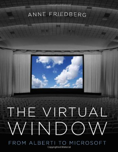 9780262062527: The Virtual Window: From Alberti to Microsoft