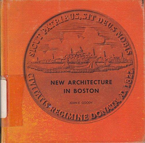 9780262070164: New Architecture in Boston