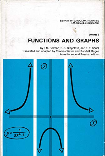9780262070317: Functions and Graphs (Library of school mathematics)