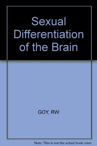 9780262070775: Sexual Differentiation of the Brain: Based on a Work Session of the Neurosciences Research Program