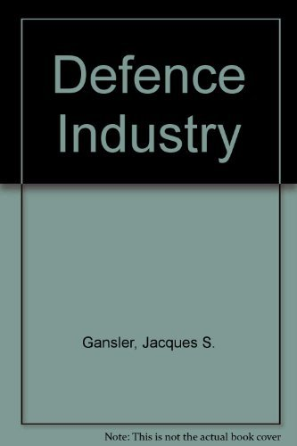 9780262070782: The Defense Industry