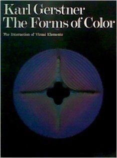 9780262071000: The Forms of Color: The Interaction of Visual Elements (English and German Edition)