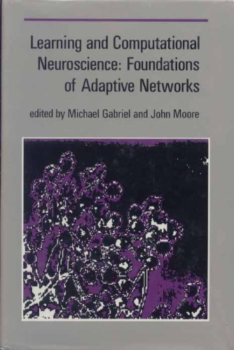 9780262071024: Learning and Computational Neuroscience: Foundations of Adaptive Networks (Bradford Books)
