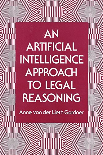 9780262071048: Artificial Intelligence Approach to Legal Reasoning
