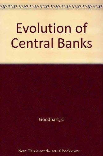 9780262071116: Evolution of Central Banks