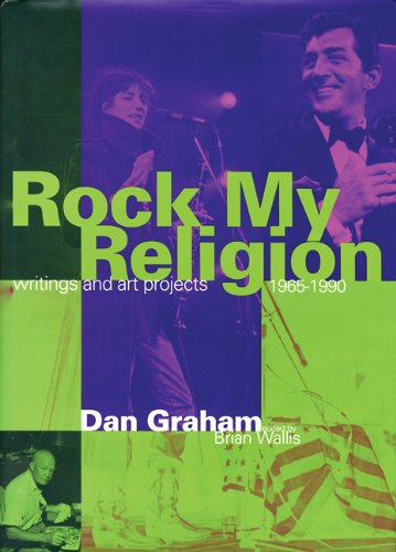 9780262071475: Rock My Religion: Writings and Projects, 1965-90
