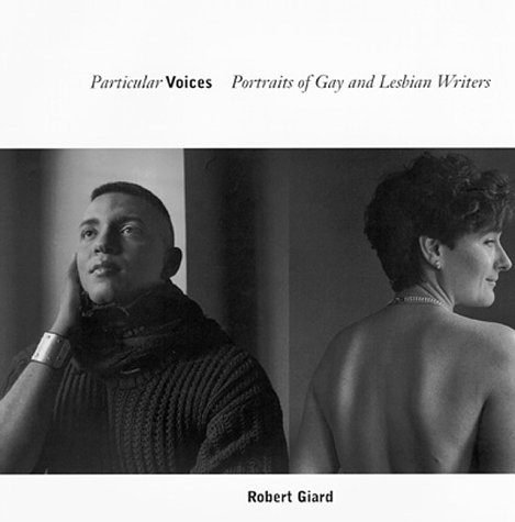 9780262071802: Particular Voices: Portraits of Gay and Lesbian Writers (Studies reader & GLQ: a journal of lesbian & gay studies)