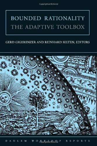 9780262072144: Bounded Rationality: The Adaptive Toolbox