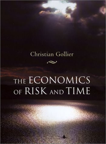 9780262072151: The Economics of Risk and Time