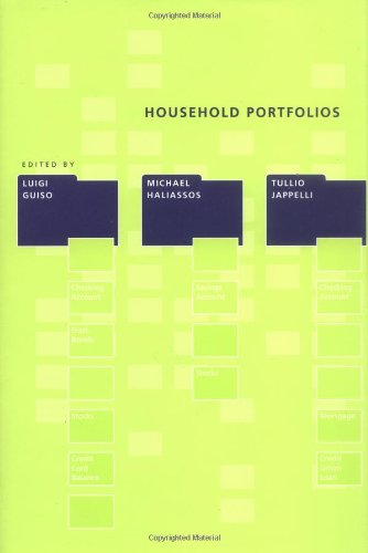 9780262072212: Household Portfolios