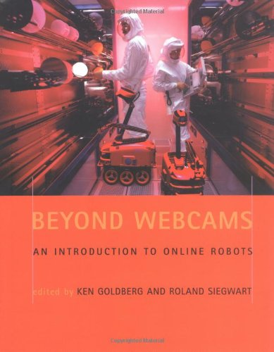 9780262072250: Beyond Webcams: An Introduction to Online Robots