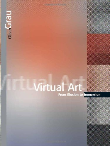 9780262072410: Virtual Art: From Illusion to Immersion