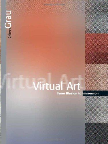 9780262072410: Virtual Art: From Illusion to Immersion (Leonardo Books)
