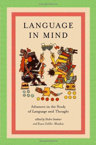 9780262072434: Language in Mind: Advances in the Study of Language and Thought (Bradford Books)