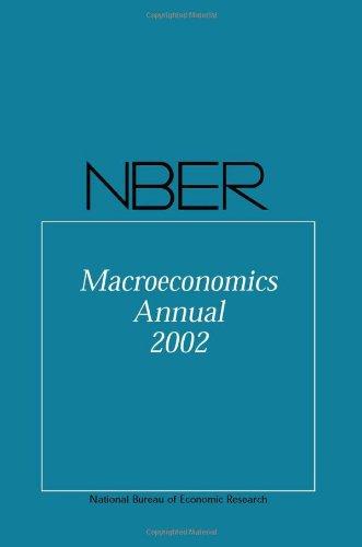 Nber Macroeconomics