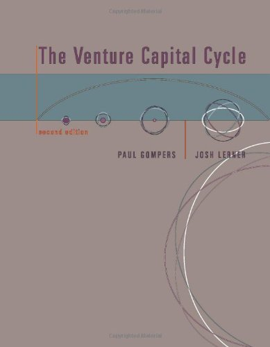 9780262072557: The Venture Capital Cycle