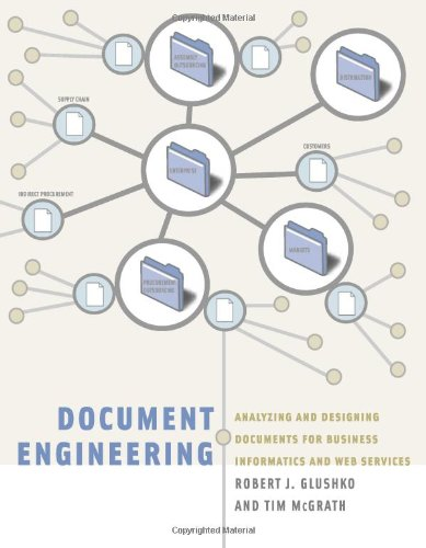 9780262072618: Document Engineering: Analyzing and Designing Documents for Business Informatics and Web Services