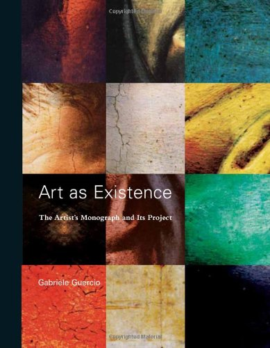 9780262072687: Art as Existence: The Artist's Monograph and Its Project (MIT Press)