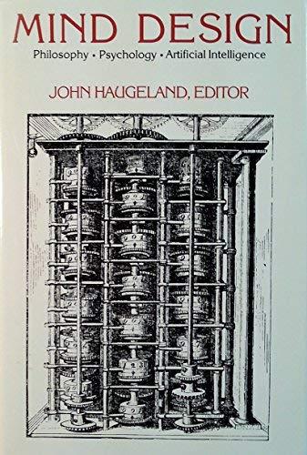 9780262081108: Mind Design (A Bradford Book)
