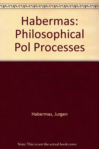 9780262081337: Philosophical-Political Profiles (Studies in contemporary German social thought)