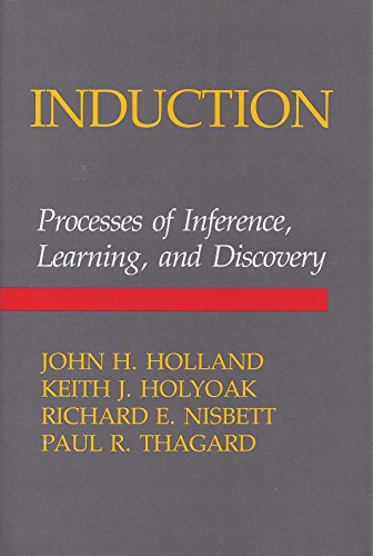 9780262081603: Induction: Processes of Inference, Learning and Discovery