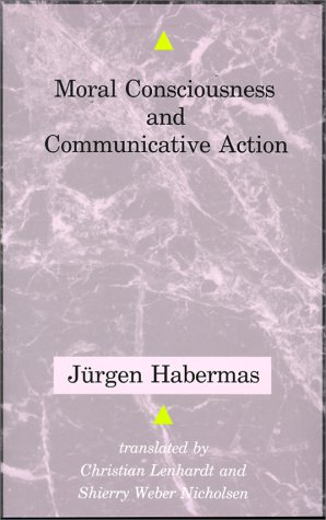 9780262081924: Moral Consciousness and Communicative Action (Studies in Contemporary German Social Thought)