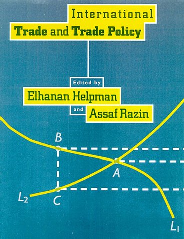 9780262081993: International Trade and Trade Policy (The MIT Press)
