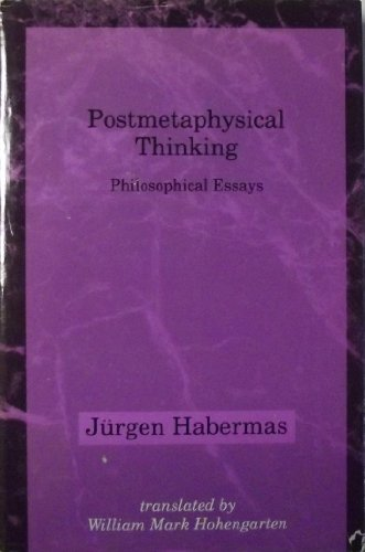 essay faith knowledge habermas Violence and precision the peace price of the german publishers and booksellers association, a lost opportunity a rejoinder to habermas juergen habermas has been awarded the 2001 peace price of the german publishers and booksellers association.