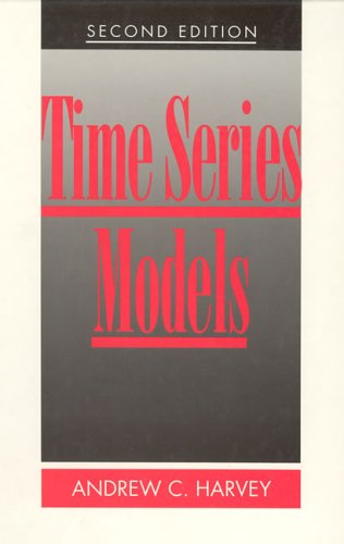 9780262082242: Time Series Models