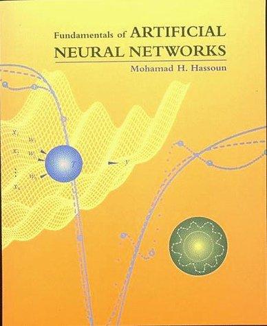9780262082396: Fundamentals of Artificial Neural Networks