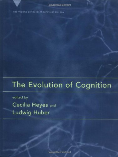 9780262082860: The Evolution of Cognition (Vienna Series in Theoretical Biology)