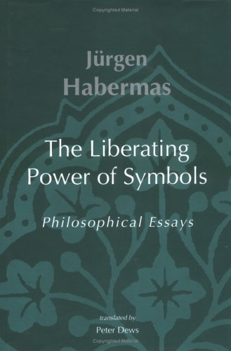 9780262082969: The Liberating Power of Symbols: Philosophical Essays