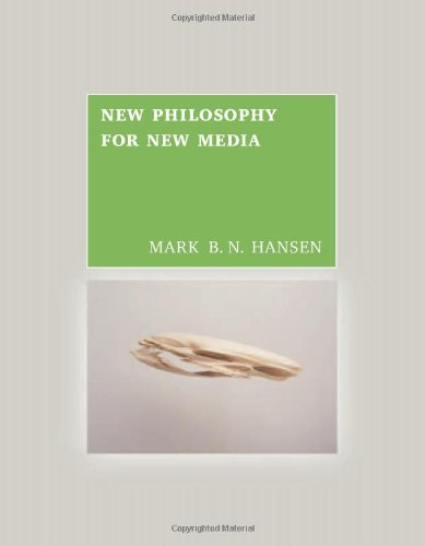 9780262083218: New Philosophy for New Media
