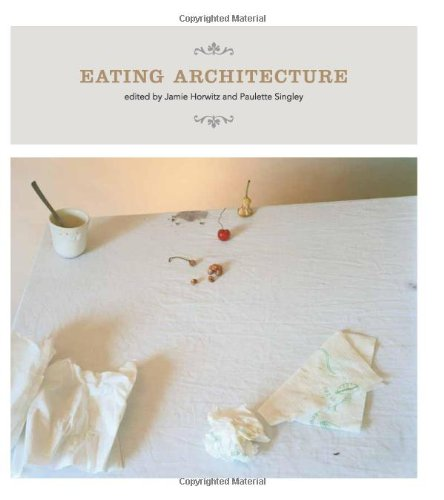9780262083225: Eating Architecture