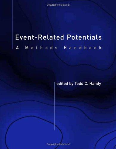 9780262083331: Event-Related Potentials: A Methods Handbook (MIT Press)