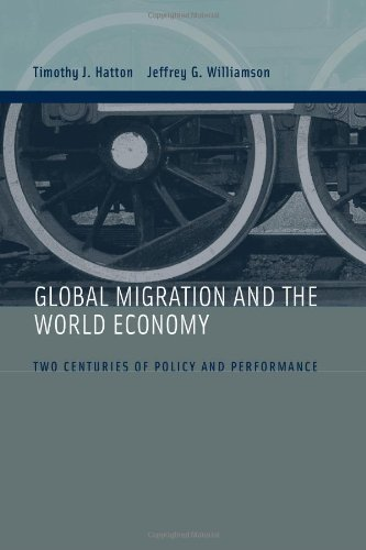 9780262083423: Global Migration and the World Economy: Two Centuries of Policy and Performance