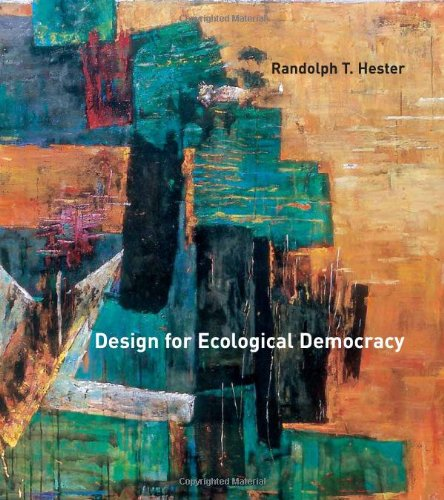 9780262083515: Design for Ecological Democracy