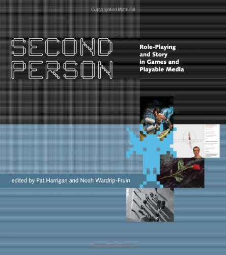 9780262083560: Second Person: Role Playing And Story in Games And Playable Media