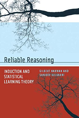 9780262083607: Reliable Reasoning: Induction and Statistical Learning Theory (Jean Nicod Lectures)