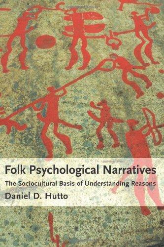 9780262083676: Folk Psychological Narratives: The Sociocultural Basis of Understanding Reasons (MIT Press)