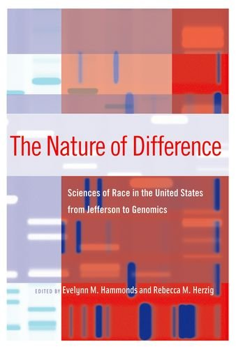 9780262083751: The Nature of Difference: Sciences of Race in the United States from Jefferson to Genomics