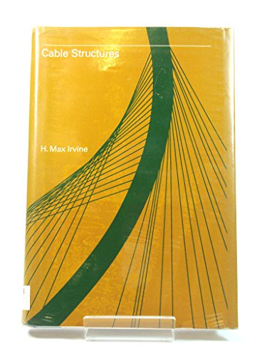 9780262090230: Cable Structures (Structural Mechanics)