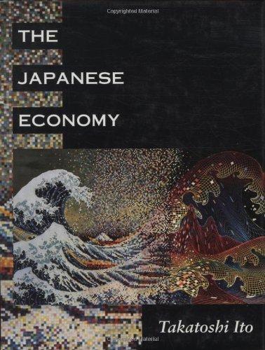 9780262090292: The Japanese Economy (MIT Press)